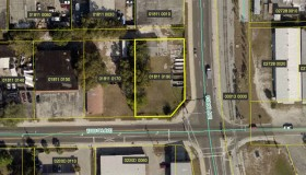 Prime Commercial Land in City of Fort Myers, FL