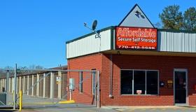 Affordable Secure Self Storage IV