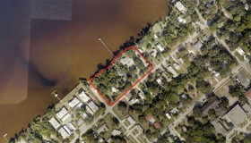 River Front Land in Fort Myers, FL
